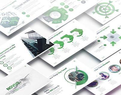 NOVUS - Multipurpose PowerPoint Presentation