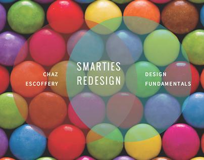 Smarties Redesign