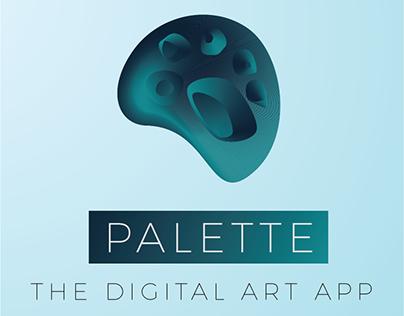 Palette - The Digital Art App