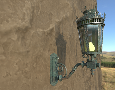 Game Assets (lamp)