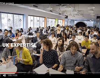 British Council Vietnam - Project recap video