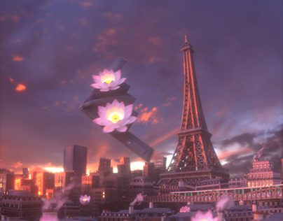 Dream in Paris