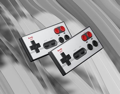 Dendy Gamepad