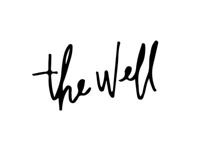 The Well | Brand Identity & Menu Design