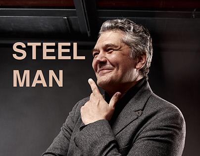 STEEL MAN