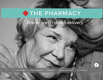 The Pharmacy: mobile + web