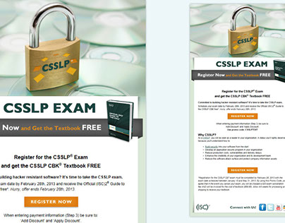 ISC2 Email
