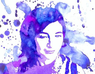 Watercolor Scanner