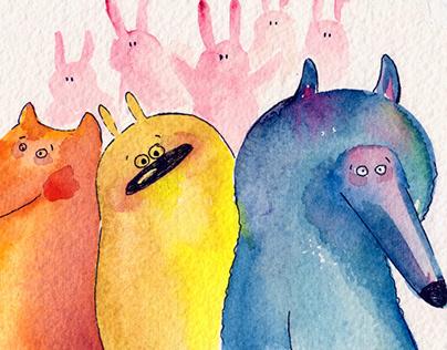 Anna's animals