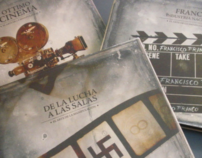 Editorial project. Cinema during fascist period
