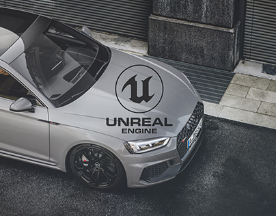 URBAN - Unreal Engine 4 RTX ON