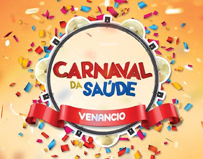 Campanha de Carnaval - Drogaria Venancio