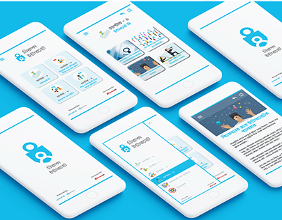 Safe Internet App UI (UNICEF)