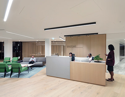 Bristows Office - Perkins+Will