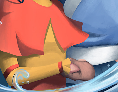 Avatar Aang Projects Photos Videos Logos Illustrations And