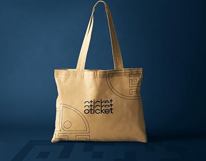 Brand Design - Oticket