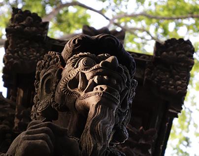 Traveling Bali, Indonesia