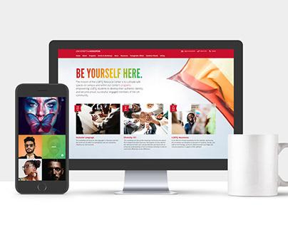 LGBTQ Website - University of Houston