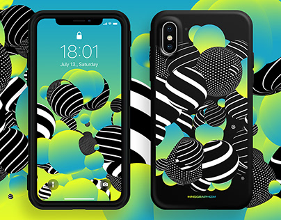 Mojo ArtSpace 4/4 – iPhone Case