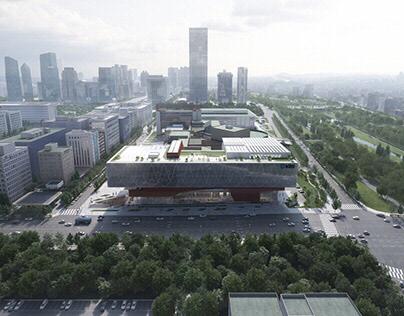 KBS Future Broadcasting Center