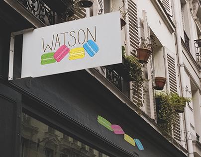 Watson Bakery Redesign