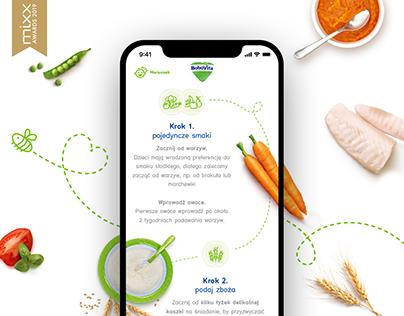 BoboVita - Mobile app