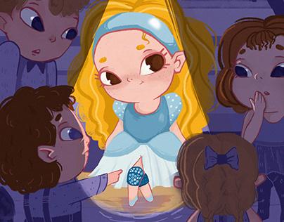 Child illustrations