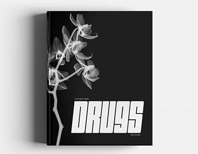 Drugs– Editorial Design