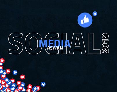 Aswan Social Media 2019