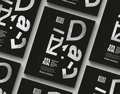 Dada Stukken exhibition
