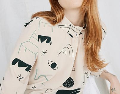 Eve Gravel/Illustrations textiles 02