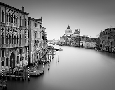 Ghost City : visions of Venice