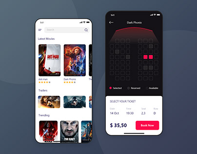 Develop a Movie Ticket Booking App like BookMyShow