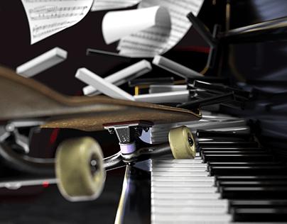 SK8 MUSIC | NFT
