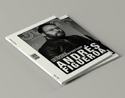 Duplo Estudio Fotográfico - Diseño web.
