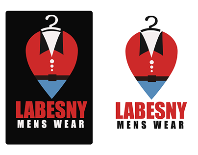 Mens Wear Logo Design