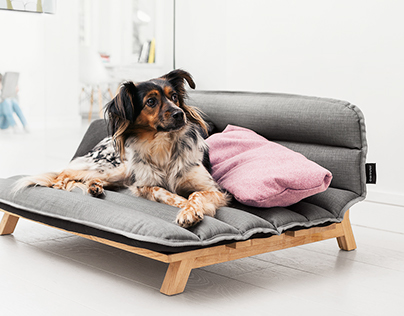 Dog Bed for Mnomo