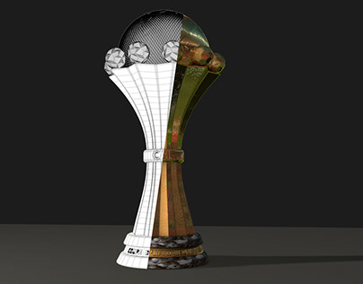African Cup of Nations _ C4D
