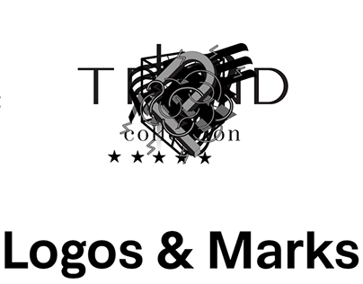 Logos & Marks. Selected collection of 2018–19