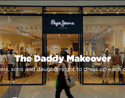CITY CENTER - FATHER'S DAY - ACTIVATION
