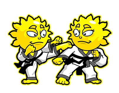 Two Suns logo