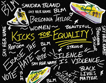 """Seattle Storm - """"Kicks For Equality"""""""