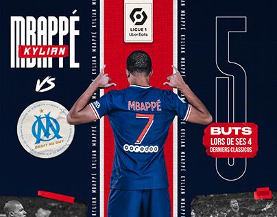 Statistics - Ligue 1 Uber Eats & Ligue 2 BKT