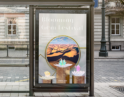 Blooming Gem Showcase