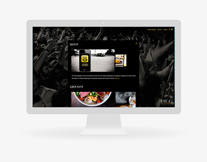 De Lis Group 2015 Website