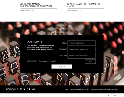 Shiseido Group - WIP