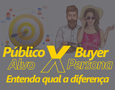 Público alvo X Buyer persona