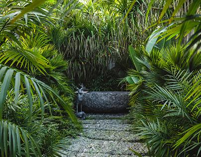 Bath Around Nature