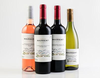 Vinhos orgânicos Domaine Bousquet Winemaker's Selection
