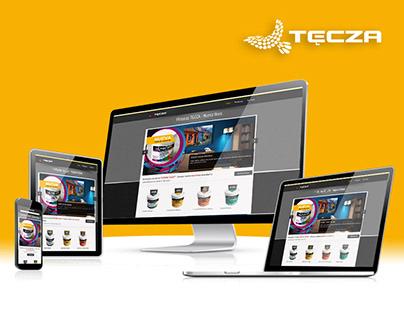 Pinturas Tecza : Web